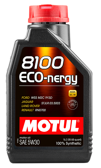 8100 Eco-nergy 5W-300