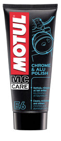 MC CARE ™ E6 CHROME & ALU POLISH